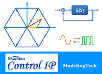 StarSim Control IP Toolkit by ModelingTech Energy Technology Co., Ltd.