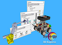 3D Express by Synergy