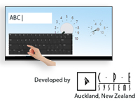 Touchscreen Keyboard by CPE Systems NZ Ltd