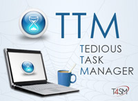 Tedious Task Manager - T4SM