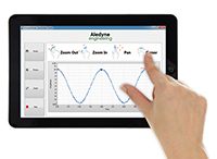 Touchscreen Toolkit for LabVIEW - Aledyne Engineering